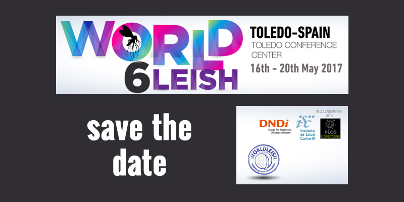 6th World Congress on Leishmaniasis, Toledo