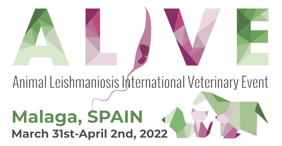 ALIVE - Animal Leishmaniosis International Veterinary Event